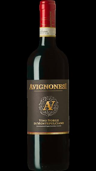 Bottle of Avignonesi Nobile De Montepulciano 2014 wine 750 ml