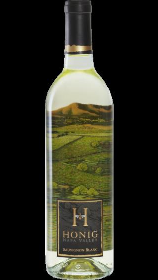 Bottle of Honig Sauvignon Blanc 2018 wine 750 ml