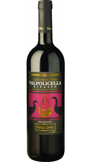 Bottle of Fasoli Gino Valpolicella Ripasso Corte del Pozzo 2016 wine 750 ml