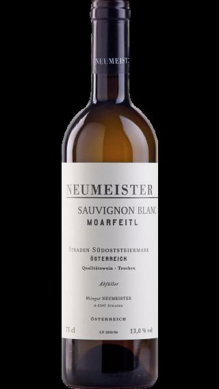 Bottle of Neumeister Moarfeitl Sauvignon Blanc 2016 wine 750 ml