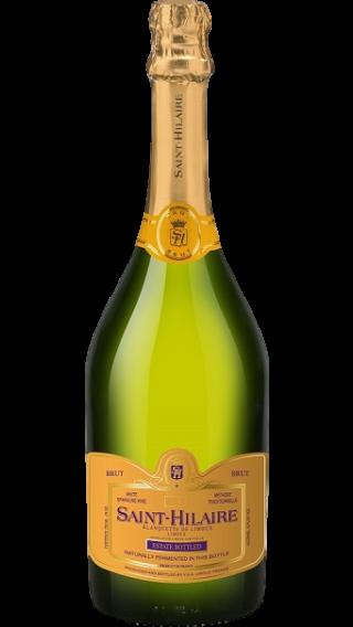 Bottle of Saint Hilaire Blanquette de Limoux wine 750 ml