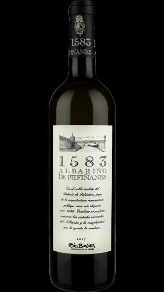 Bottle of Palacio de Fefinanes 1583 Albarino de Fefinanes 2019 wine 750 ml