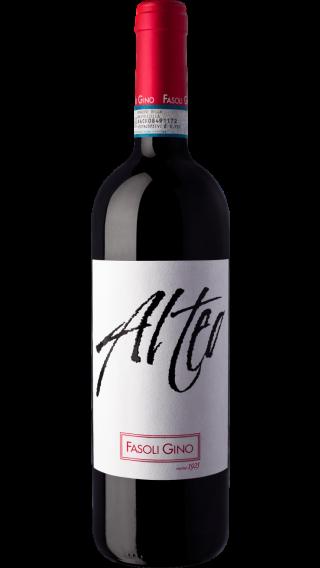 Bottle of Fasoli Gino Alteo Amarone Valpolicella 2013 wine 750 ml