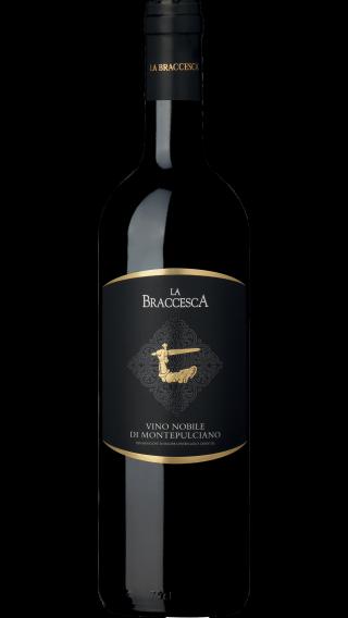 Bottle of Antinori La Braccesca Vino Nobile di Montepulciano 2017 wine 750 ml