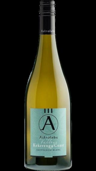 Bottle of Astrolabe Kekerengu Coast Sauvignon Blanc 2016 wine 750 ml