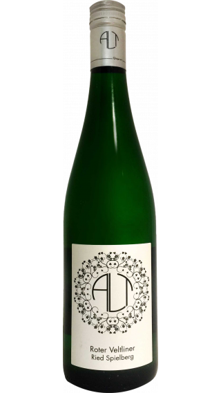 Bottle of Andreas Alt Roter Veltliner 2017 wine 750 ml