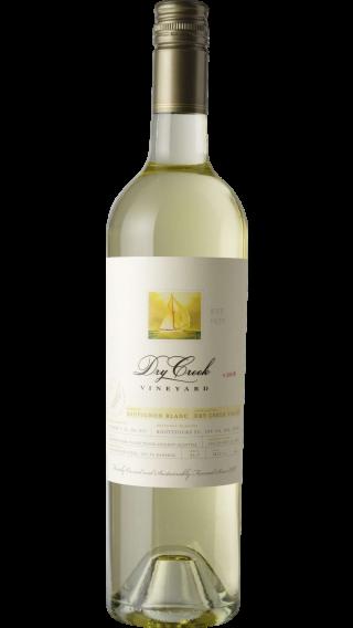 Bottle of Dry Creek Sauvignon Blanc 2018 wine 750 ml