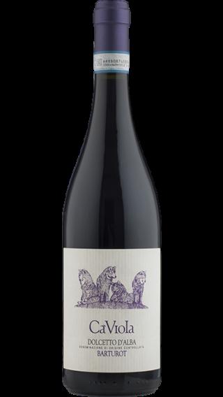 Bottle of Ca Viola Barturot Dolcetto D'Alba 2016 wine 750 ml