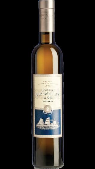 Bottle of No 2 Victoria Ordonez Moscatel 2016 wine 375 ml