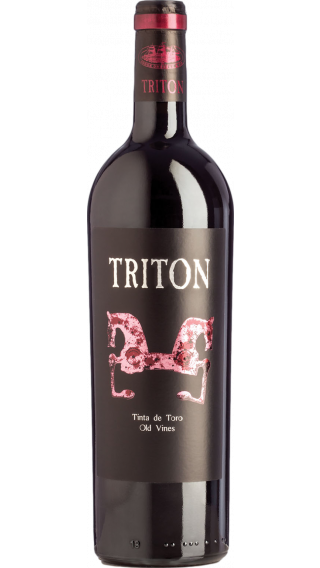 Bottle of Triton Tinta de Toro 2016 wine 750 ml