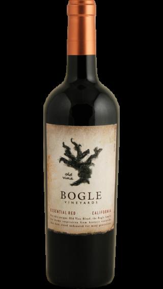 Bottle of Bogle Essential Red 2014 wine 750 ml