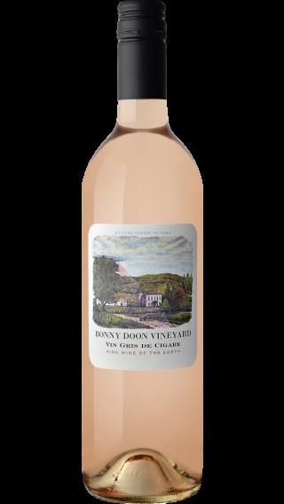 Bottle of Bonny Doon  Vin Gris de Cigare Rose 2019 wine 750 ml