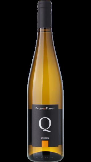 Bottle of Borgo Dei Posseri Quaron Muller Thurgau 2017 wine 750 ml
