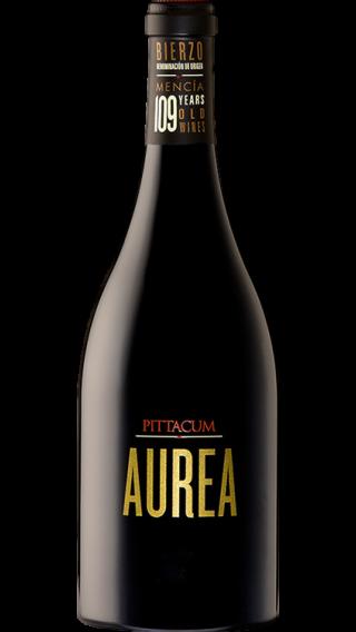 Bottle of Pittacum Aurea Mencia 2011 wine 750 ml
