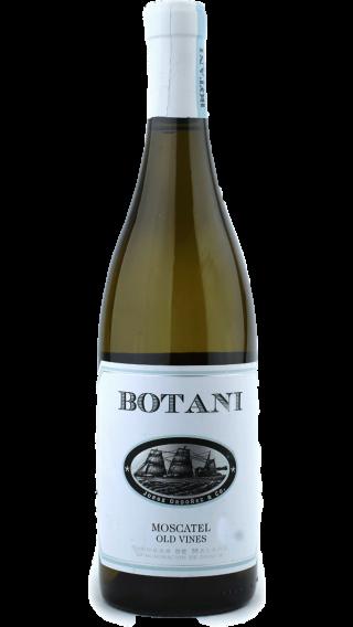Bottle of Botani Moscatel Old Vines 2017 wine 750 ml
