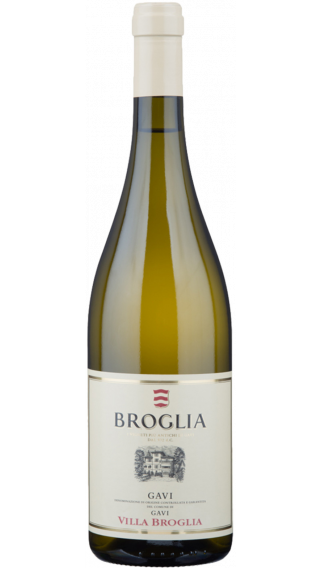 Bottle of Broglia  Villa Broglia Gavi di Gavi 2019 wine 750 ml