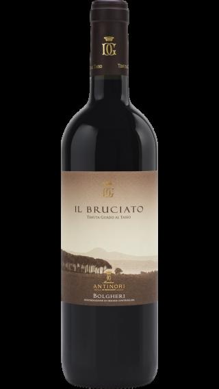 Bottle of Antinori Guado al Tasso Il Bruciato 2018 wine 750 ml