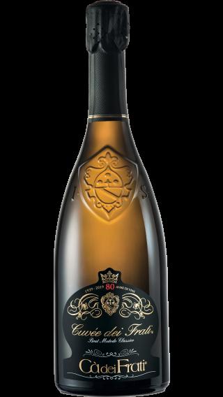 Bottle of Ca dei Frati Cuvee dei Frati Brut wine 750 ml