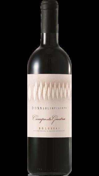 Bottle of Donna Olimpia Campo Alla Giostra 2015 wine 750 ml