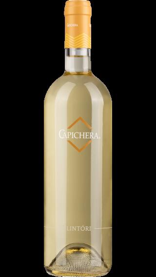 Bottle of Capichera Lintori Vermentino Sardegna 2019 wine 750 ml