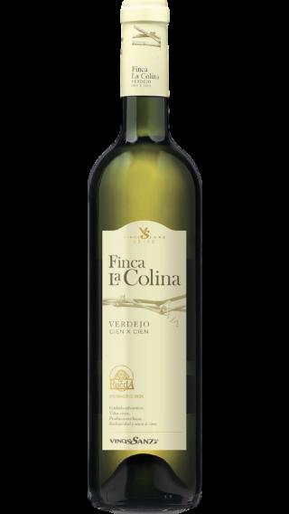 Bottle of Vinos Sanz Finca La Colina Cien X Cien Verdejo 2017 wine 750 ml