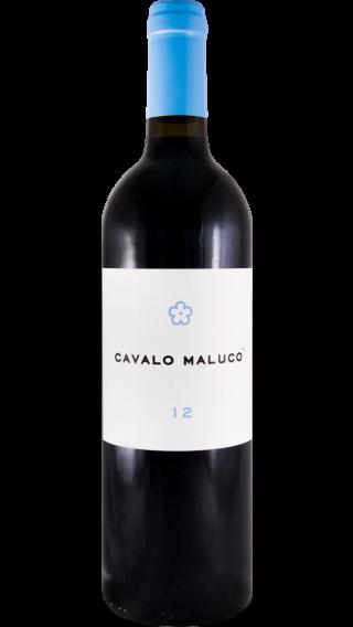 Bottle of Herdade do Portocarro Cavalo Maluco 2012 wine 750 ml