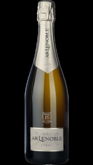 Bottle of Champagne AR Lenoble Cuvee Intense wine 750 ml