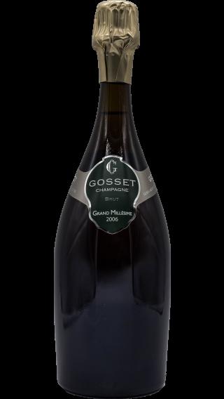 Bottle of Champagne Gosset Grand Millesime 2006  wine 750 ml