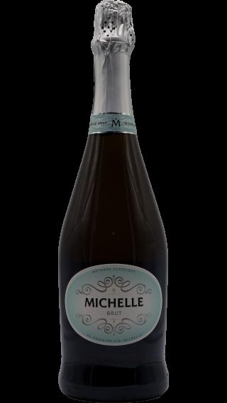 Bottle of Chateau Ste Michelle Sparkling Brut wine 750 ml