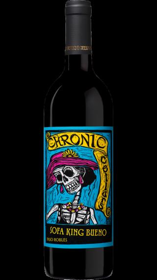 Bottle of Chronic Cellars Sofa King Bueno 2017 wine 750 ml