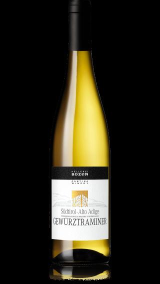 Bottle of Kellerei Bozen Gewurztraminer 2019 wine 750 ml