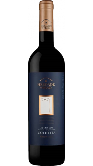 Bottle of Herdade do Peso Colheita Alentejo Tinto 2015 wine 750 ml