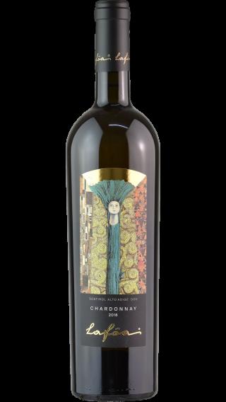 Bottle of Colterenzio Lafoa Chardonnay 2018 wine 750 ml