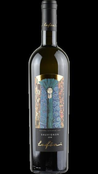 Bottle of Colterenzio Lafoa Sauvignon 2018 wine 750 ml