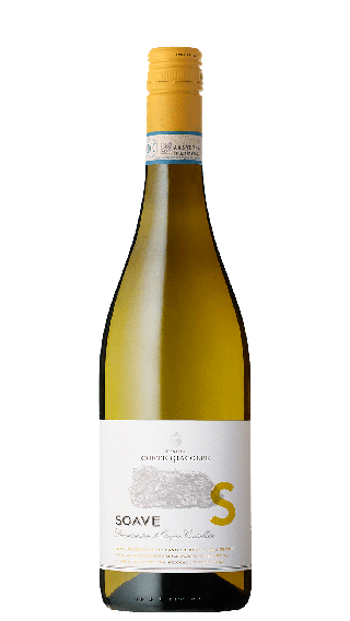 Bottle of Dal Cero Corte Giacobbe Soave 2017 wine 750 ml