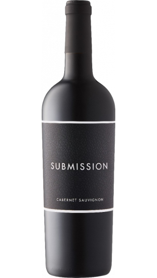 Bottle of 689 Cellars Submission Cabernet Sauvignon 2017 wine 750 ml