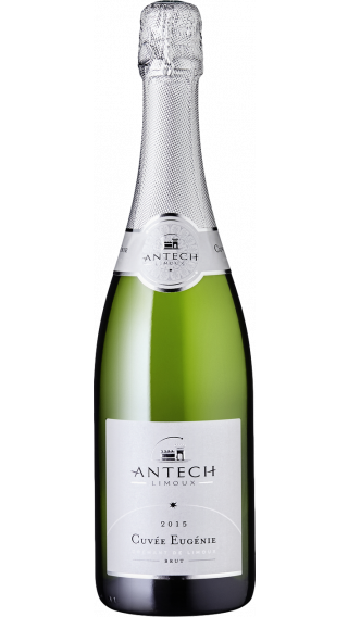 Bottle of Antech Cuvee Eugenie Cremant de Limoux 2016 wine 750 ml