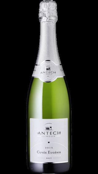 Bottle of Antech Cuvee Eugenie Cremant de Limoux 2018 wine 750 ml
