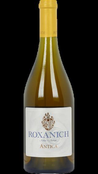 Bottle of Roxanich Antica Malvasia 2010 wine 750 ml