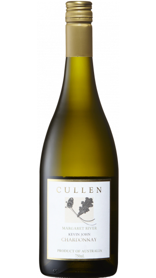 Bottle of Cullen Kevin John Chardonnay 2017 wine 750 ml
