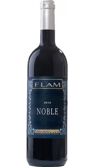 Bottle of Flam Noble 2014 wine 750 ml