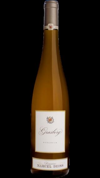 Bottle of Marcel Deiss Grasberg 2014 wine 750 ml