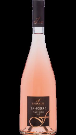 Bottle of Domaine Fournier Les Belles Vignes Sancerre Rose 2019 wine 750 ml