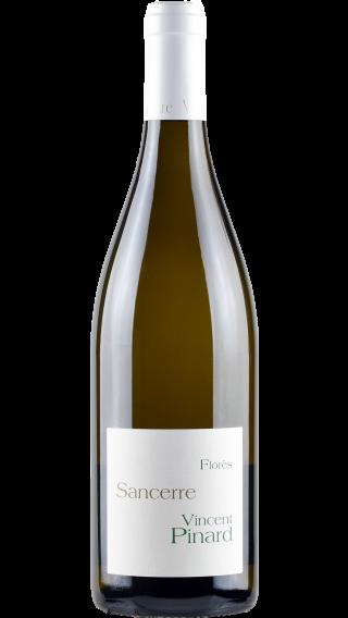 Bottle of Domaine Vincent Pinard  Sancerre Flores 2018 wine 750 ml