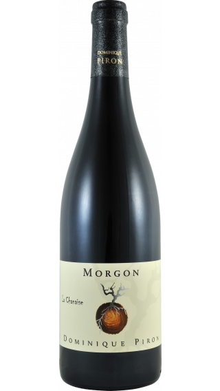 Bottle of Dominique Piron Morgon La Chanaise 2016 wine 750 ml