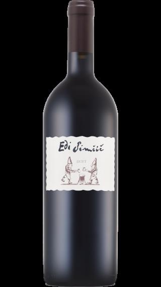 Bottle of Edi Simcic Duet 2017 wine 750 ml