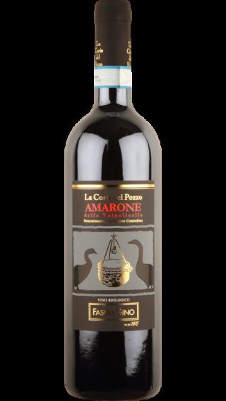 Bottle of Fasoli Gino Amarone Valpolicella Corte del Pozzo 2015 wine 750 ml