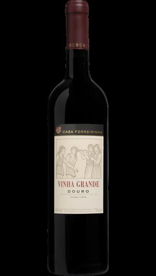 Bottle of Casa Ferreirinha Vinha Grande Tinto 2016 wine 750 ml