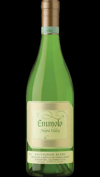 Bottle of Emmolo Sauvignon Blanc 2016 wine 750 ml