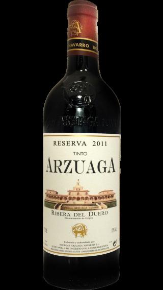 Bottle of Arzuaga Reserva 2011 wine 750 ml